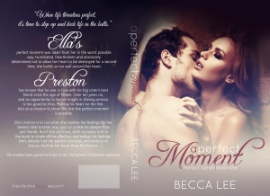 Becca Lee A PERFECT MOMENT Full Jacket Thicker Font Series1